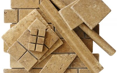 TUMBLED TRAVERTINE™